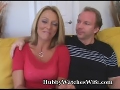 Younger Guy Fucks Mature Pussy free