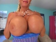 Grandma with big tits free
