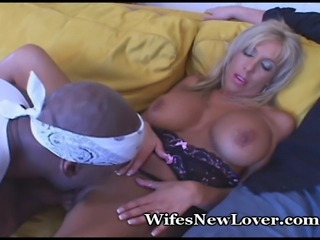 Busty Wife Wants New Lover