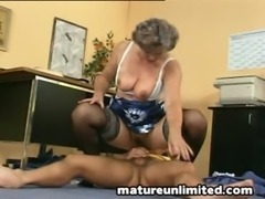 Moms Fingering  her fat hairy pussy free