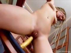 Mariana danish fucking banana