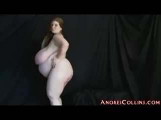 Anorei Collins Dancing41 Weeks Pregnant free