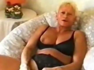British Granny Slut