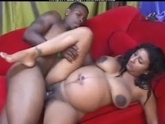 Dark Skin Big Boobed Pregnant Hardcore  indian desi indian cumshots arab