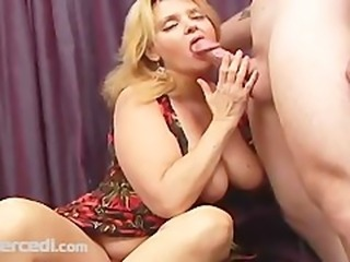Mature Raven Takes A Dick Big Tits