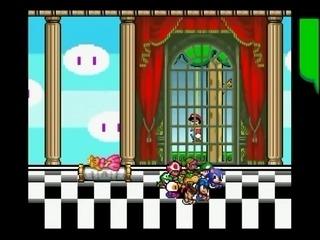 Super Mario - Son of a Peach