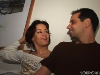 Hot couple fuck horny girl - Free Porn Videos - YouPorn free