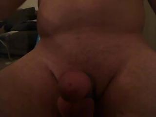 small cock big load