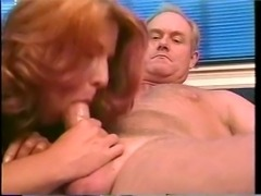 Matured man fucking his redhead niece
