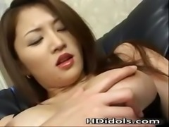 Yuki Toma Gets a Release Free Asian Porn