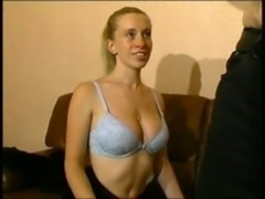 Busty Blonde Anal free