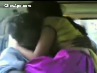 Bangladeshi Indian desi lady getting her boobs exposed groped and fucked in car free