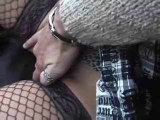 Hooker likes the big cock