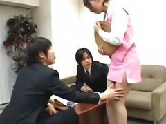 Yuuka Oosawa Office Girl