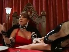 Rich bitch humiliation