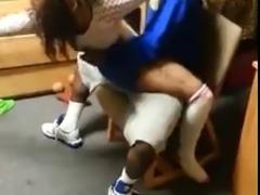 Dorm Lap Dance Twerk