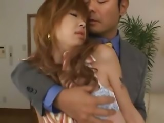 Sleeping mongolian beauty anal banged