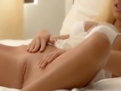 blonde beauty princess licked n fucked