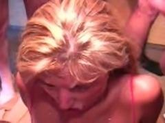 Blonde Bukakke IXX