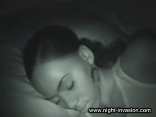 Ebony Sucking in Sleep free