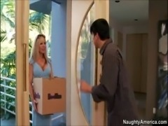 Cindy Pucci playing the horny and seductive neighbour free