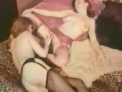 Vintage Lesbian Collection Lesbian Scene