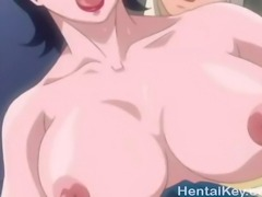Watch this horny slut satisfies herself as she suck and fuck different cocks...