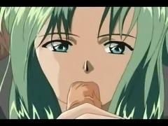 Anime girl sucking the cock of the doctor - anime hentai movie 63