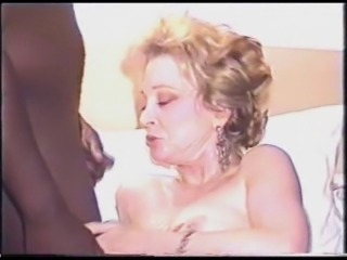 Old bbw cant take bbc