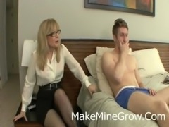 Big Ass MILF Ride A Huge Cock free