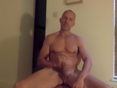 webcam muscle wank