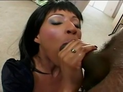 Women of Color 3 (2002) Scene 5. Africa Sexxx, Lexington Steele