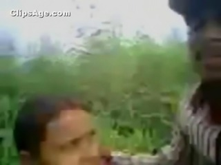 Local Indian randi getting boobs and pussy exposed outdoor and fucked in fields