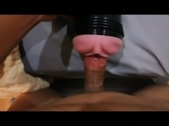 Playing With My Fleshlight