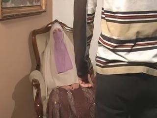 Very Horny Arab Girl Nima Like Hard Action