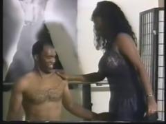 Black Vintage Tits