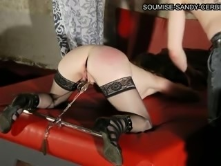 blowjob and submission for french bdsm slave