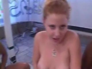 Lesbian Bukkake # 1