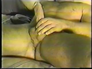 Str8 Blonde Hung Marine JO