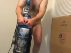 way to fuck a vacuum cleaner