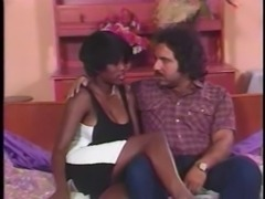Ebony Ayes And Ron Jeremy
