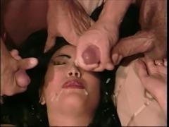 Classic Porn DP Threesome