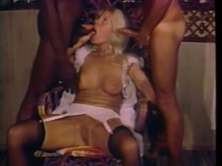DC Collection Loop - Housewife's Dream - Vintage Interracial