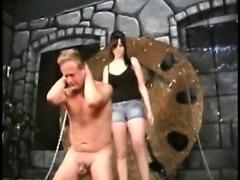 Extreme dominatrix babes bizarre cbt fetish