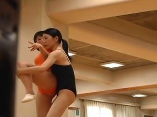 Lesbian Ballet Instructor