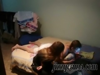 Young Russian Redhead on Hidden Cam 01 free