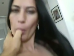 Carmen Rose is really good as sucking cock and Rocco knows it, so he will...