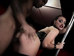 Aletta Ocean knows how to get all information for her country. She captivated...