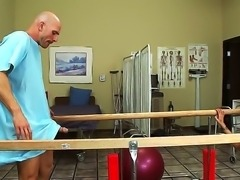 Johnny Sins thinks it is all over for his poor dick. It doesnt work anymore....