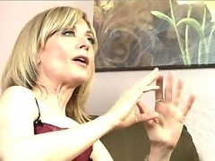 Wonder why Nina Hartley is so crazy about girls and lesbian sex Hell yeah,...